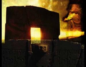 Puerta Sol Tiwanaku www.losbosques.net