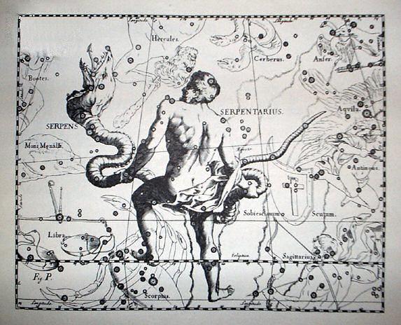 La 'Serpiente' en manos de Ophiucus sella este periodo que expande tiempos y espacios, y nos traslada a otros mundos